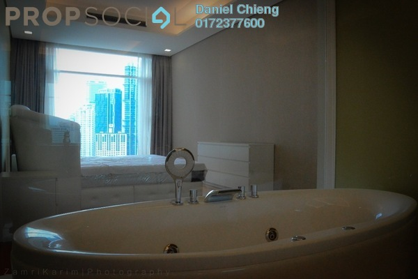 For Sale Condominium at Quadro Residences, KLCC Freehold Semi Furnished 4R/4B 2.9m