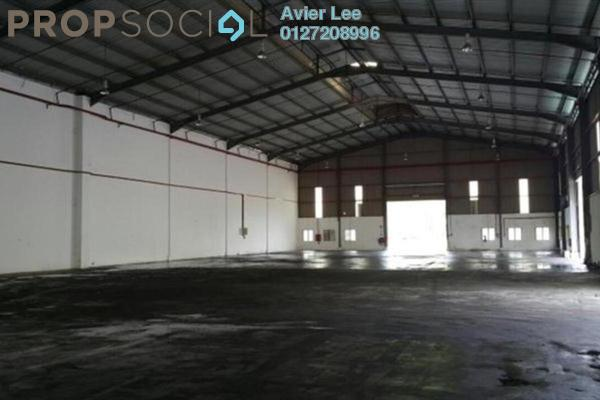 For Rent Factory at Kampung Telok Gong , Port Klang Leasehold Unfurnished 0R/2B 30.8k
