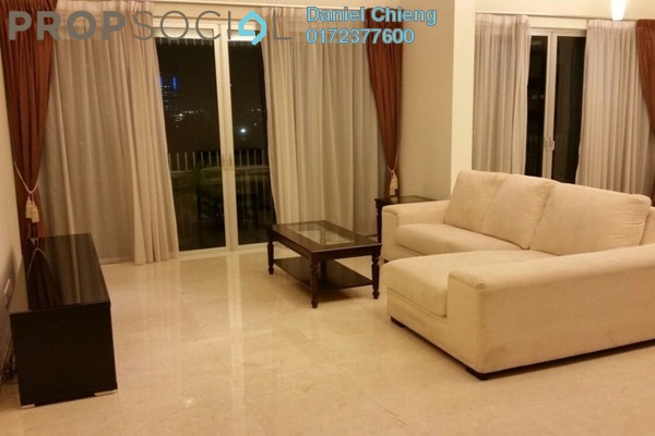 For Rent Condominium at Dua Residency, KLCC Freehold Fully Furnished 4R/4B 8k