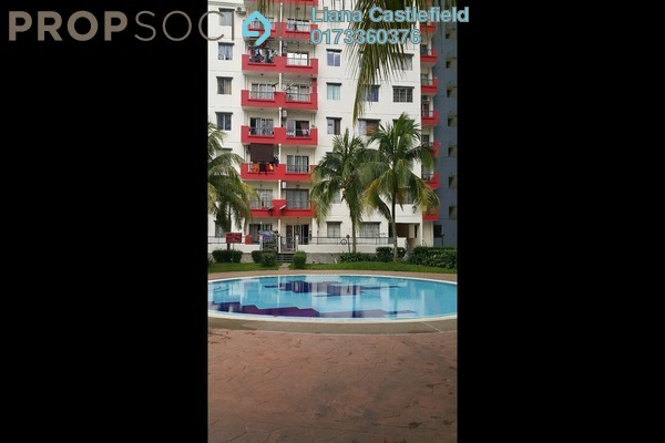 For Rent Apartment at Vista Pinggiran, Bandar Putra Permai Leasehold Unfurnished 3R/2B 900translationmissing:en.pricing.unit