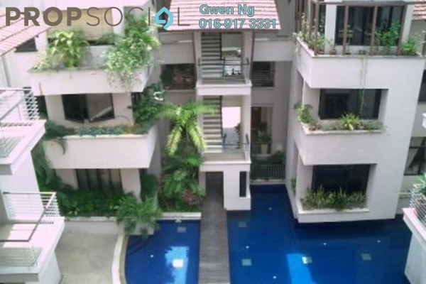 For Rent Condominium at 78 LAD, Ampang Hilir Freehold Semi Furnished 4R/4B 6k