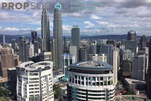 For Sale Condominium at Platinum Suites, KLCC Freehold Semi Furnished 2R/2B 2.52m