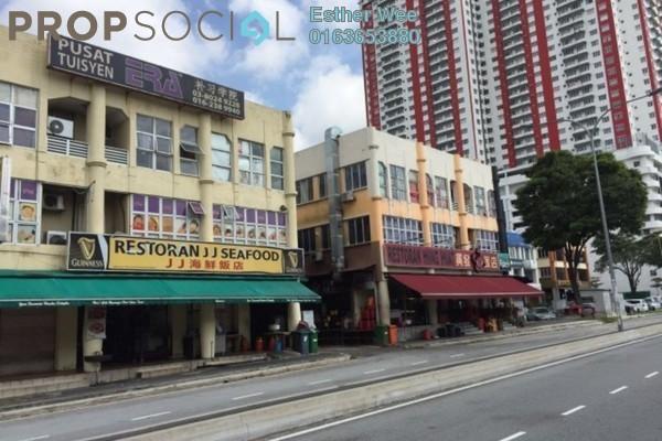 For Rent Shop at USJ 21, UEP Subang Jaya Freehold Semi Furnished 4R/2B 11k