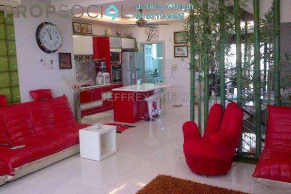 For Sale Terrace at Zenia, Desa ParkCity Freehold Semi Furnished 3R/5B 2.55m