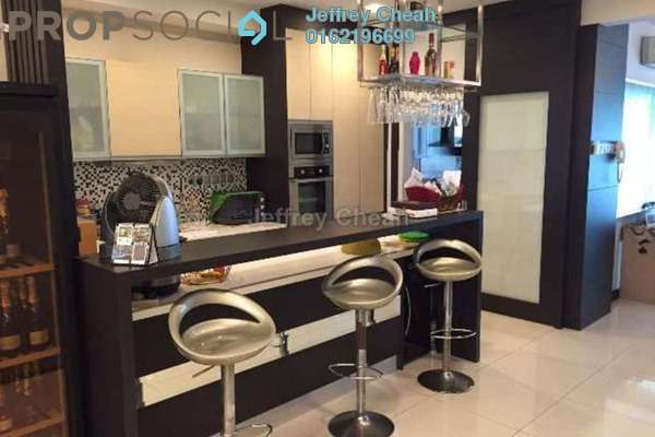 For Sale Terrace at Zenia, Desa ParkCity Freehold Fully Furnished 4R/6B 2.6m