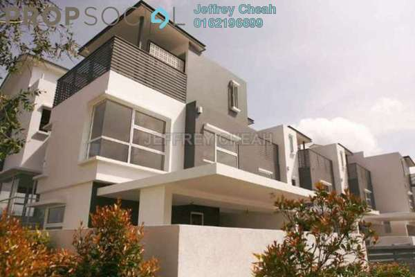 For Sale Terrace at Amelia, Desa ParkCity Freehold Semi Furnished 4R/5B 2.6m