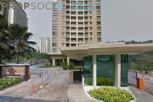 For Sale Condominium at Casa Kiara II, Mont Kiara Freehold Fully Furnished 3R/3B 1.08m