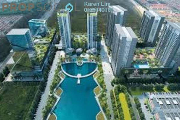 For Sale Serviced Residence at Gravit8, Klang Freehold Unfurnished 3R/2B 550Ribu