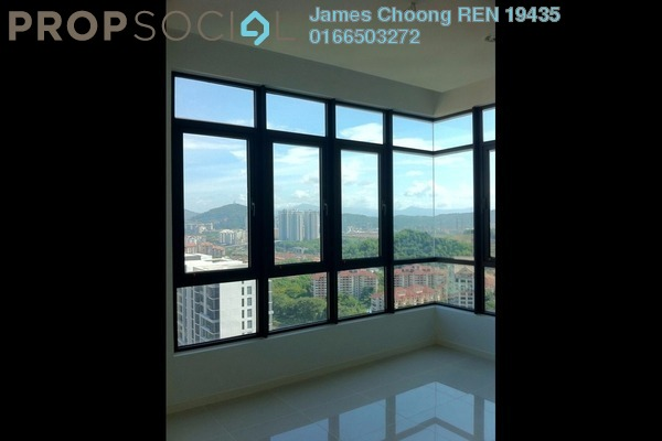 For Rent Condominium at Tropicana Avenue, Tropicana Leasehold Semi Furnished 2R/2B 3.1k