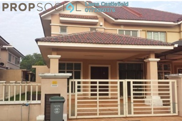 For Rent Semi-Detached at Putra Point, Putra Nilai Freehold Unfurnished 4R/3B 1.3k