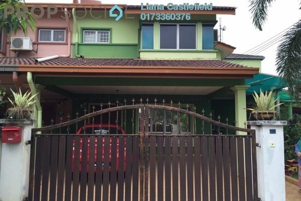For Sale Terrace at Taman Kajang Impian, Kajang Freehold Semi Furnished 6R/4B 880k
