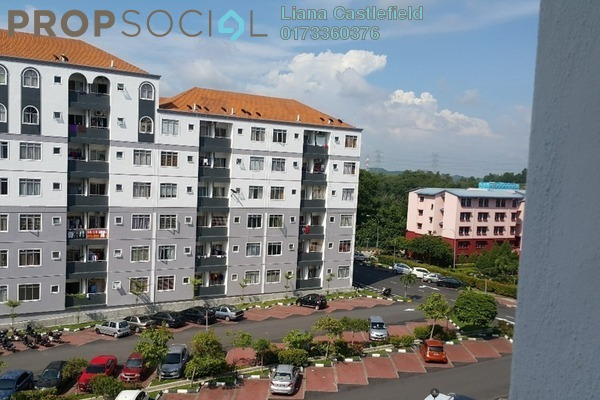 For Sale Apartment at Desa Palma, Putra Nilai Freehold Unfurnished 3R/2B 190k