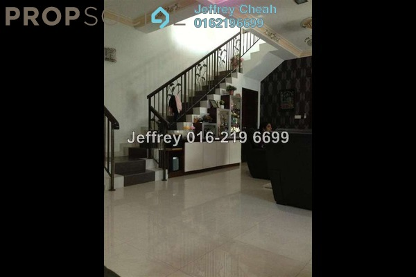 For Sale Terrace at Sunway SPK Damansara, Kepong Freehold Semi Furnished 5R/4B 3.5m