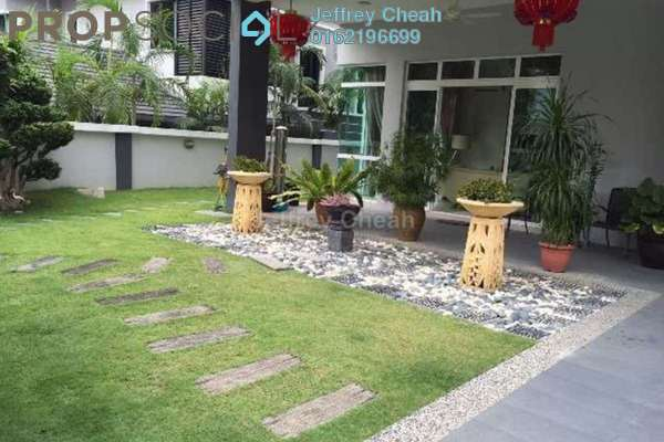 For Sale Bungalow at ParkCity Heights, Desa ParkCity Freehold Semi Furnished 8R/9B 6.8m