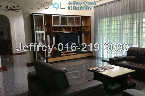 For Sale Bungalow at SD15, Bandar Sri Damansara Freehold Semi Furnished 8R/8B 5.68m