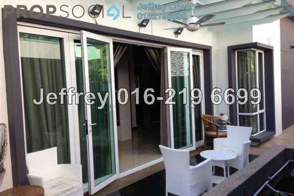 For Sale Semi-Detached at Villa Manja, Bandar Menjalara Freehold Semi Furnished 5R/5B 3.4m