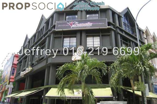 For Sale Shop at Desa Aman Puri, Kepong Freehold Semi Furnished 0R/0B 6.38m