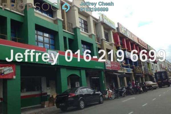 For Sale Office at Paragon Valley, Selayang Leasehold Semi Furnished 0R/0B 1.8m