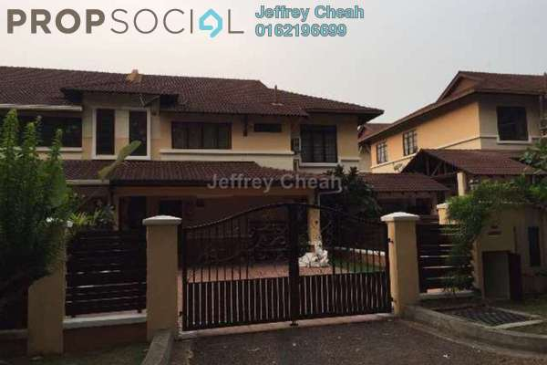 For Sale Townhouse at SD15, Bandar Sri Damansara Freehold Semi Furnished 3R/4B 2.48m