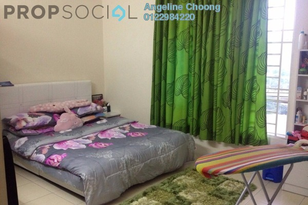 For Sale Condominium at Platinum Lake PV12, Setapak Leasehold Semi Furnished 3R/2B 520k
