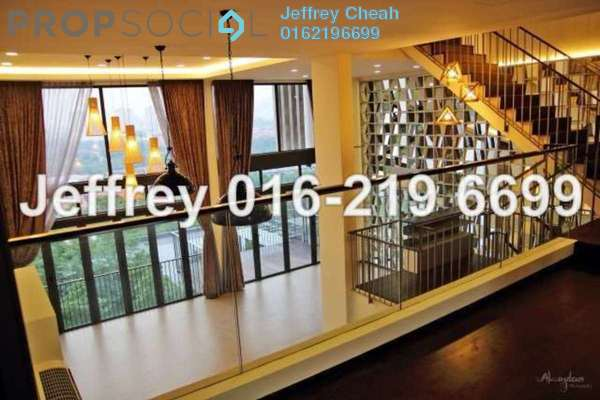 For Rent Terrace at The Mansions, Desa ParkCity Freehold Semi Furnished 4R/6B 13k