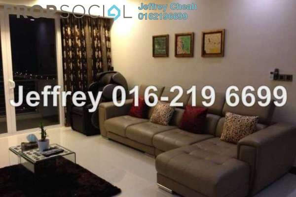 For Rent Condominium at The Northshore Gardens, Desa ParkCity Freehold Fully Furnished 2R/3B 4.8k