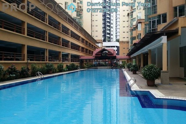 For Sale Condominium at Sri Jati II, Old Klang Road Freehold Unfurnished 3R/2B 460k