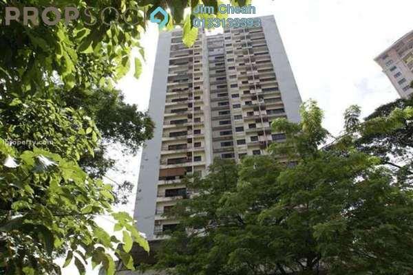For Sale Condominium at Antah Tower, Dutamas Freehold Semi Furnished 3R/2B 710k