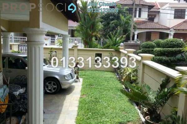 For Sale Semi-Detached at BRP 5, Bukit Rahman Putra Freehold Semi Furnished 4R/4B 1.39m