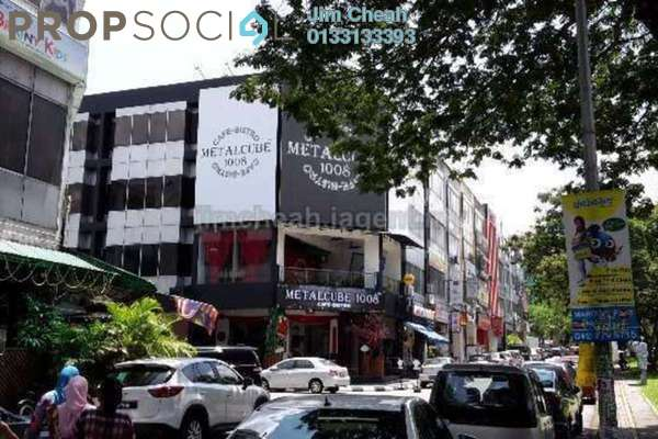 For Rent Shop at Taman Menjalara, Bandar Menjalara Leasehold Unfurnished 0R/0B 6k
