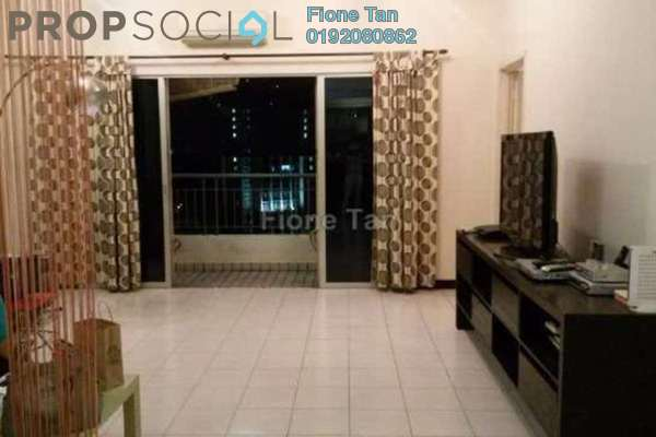 For Sale Condominium at Prima Midah Heights, Cheras Freehold Fully Furnished 4R/2B 800k