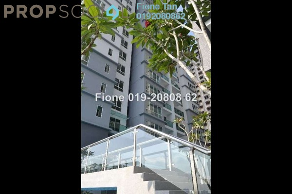 For Sale Serviced Residence at Glomac Damansara, TTDI Freehold Semi Furnished 3R/4B 1.5m