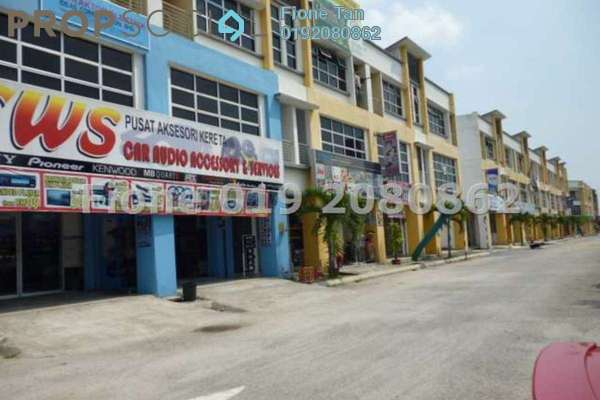 For Sale Shop at Setia Indah, Setia Alam Freehold Unfurnished 0R/0B 650k