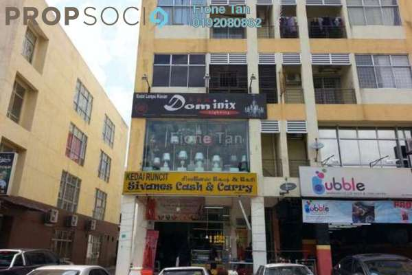 For Rent Office at Section 8, Bandar Mahkota Cheras Freehold Semi Furnished 0R/0B 2k