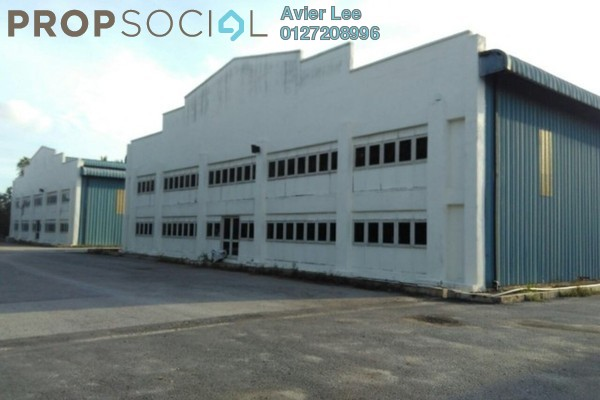 For Rent Factory at Kapar Industrial Park, Kapar Freehold Unfurnished 0R/0B 107k
