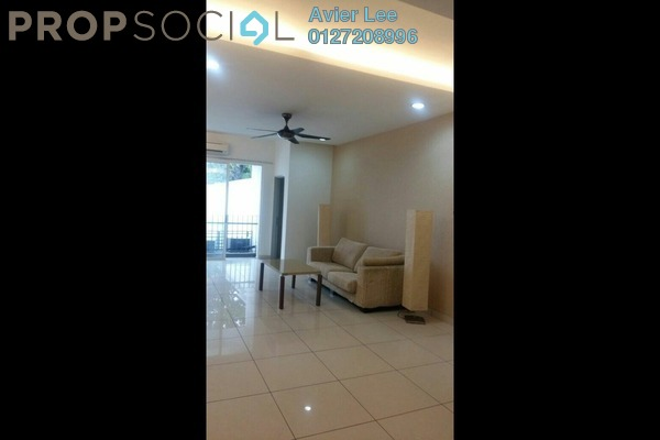 For Rent Condominium at Zenith Corporate Park, Kelana Jaya Leasehold Fully Furnished 3R/2B 2.2k