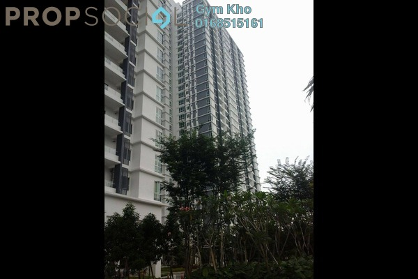 For Rent Condominium at Scenaria, Segambut Freehold Semi Furnished 3R/2B 1.6k