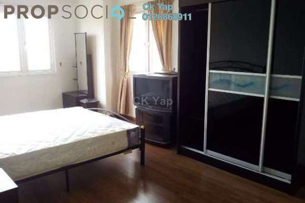 For Sale Condominium at Casa Desa, Taman Desa Freehold Semi Furnished 3R/2B 740k