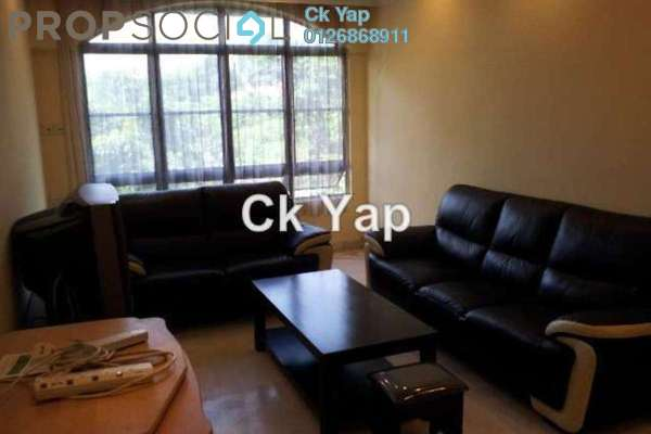 For Sale Condominium at Tiara Faber, Taman Desa Freehold Fully Furnished 3R/2B 650.0千
