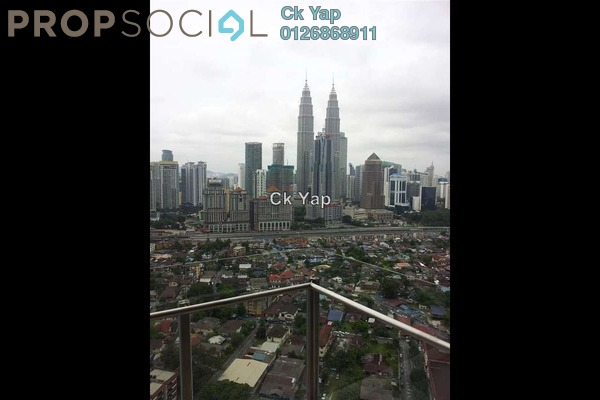 For Sale Condominium at Setia Sky Residences, KLCC Freehold Unfurnished 3R/2B 1.25m