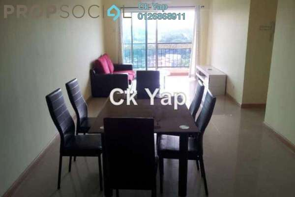 For Sale Condominium at Kuchai Avenue, Kuchai Lama Freehold Fully Furnished 3R/2B 560k