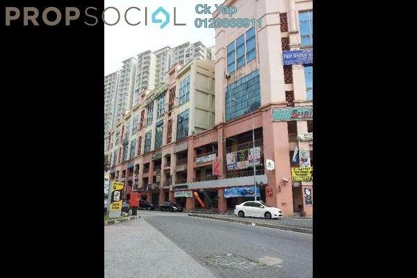 For Sale Office at Diamond Square, Setapak Freehold Unfurnished 0R/0B 200k