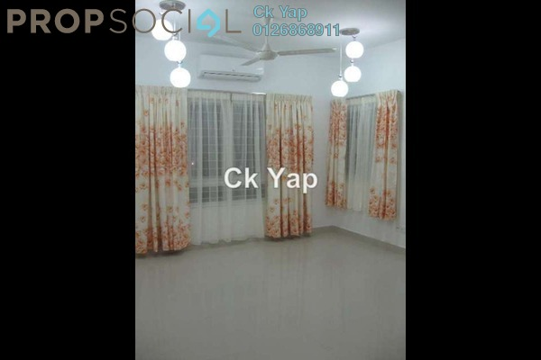 For Rent Condominium at Casa Desa, Taman Desa Freehold Semi Furnished 3R/2B 2.5千