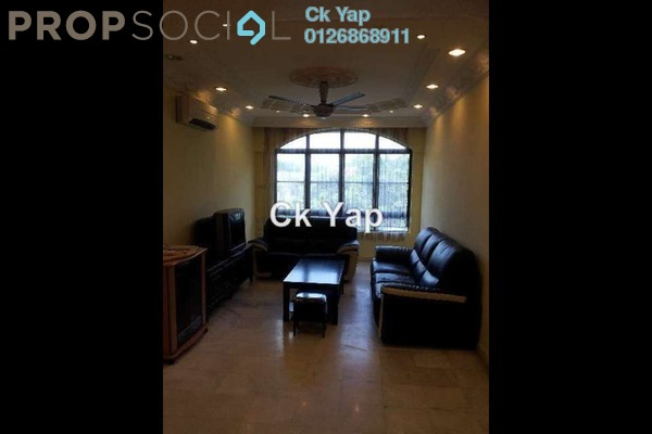For Rent Condominium at Tiara Faber, Taman Desa Freehold Fully Furnished 3R/2B 2.0千