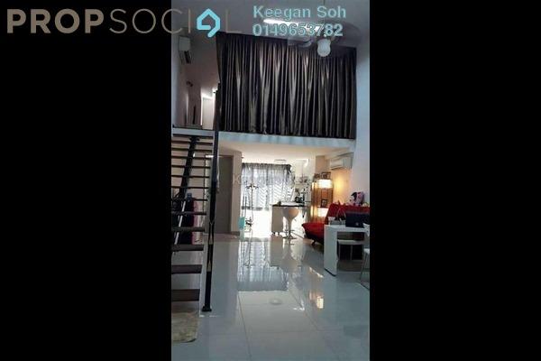 For Rent Condominium at Subang SoHo, Subang Jaya Freehold Fully Furnished 1R/1B 2k