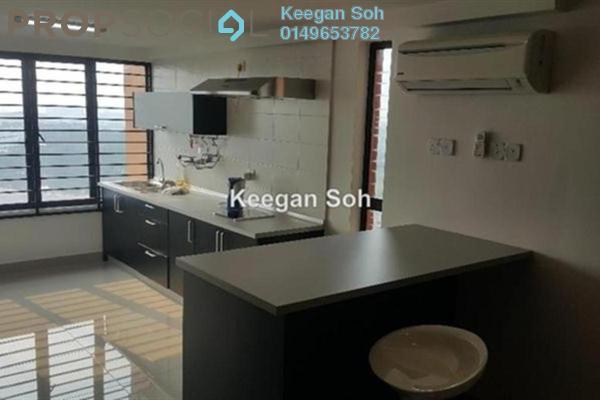For Rent Condominium at Subang SoHo, Subang Jaya Freehold Fully Furnished 1R/1B 1.8k