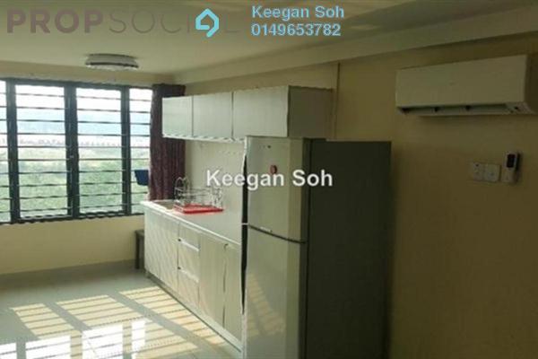 For Rent Condominium at Subang SoHo, Subang Jaya Freehold Semi Furnished 1R/1B 1.6k