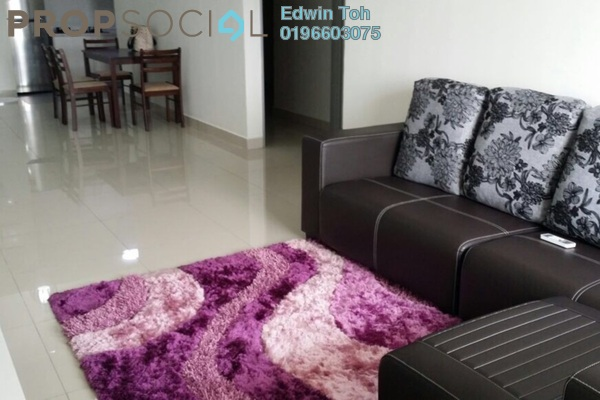 For Sale Condominium at Senza Residence, Bandar Sunway Leasehold Fully Furnished 3R/2B 780k