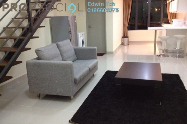 For Rent Condominium at Subang SoHo, Subang Jaya Freehold Fully Furnished 1R/1B 2k