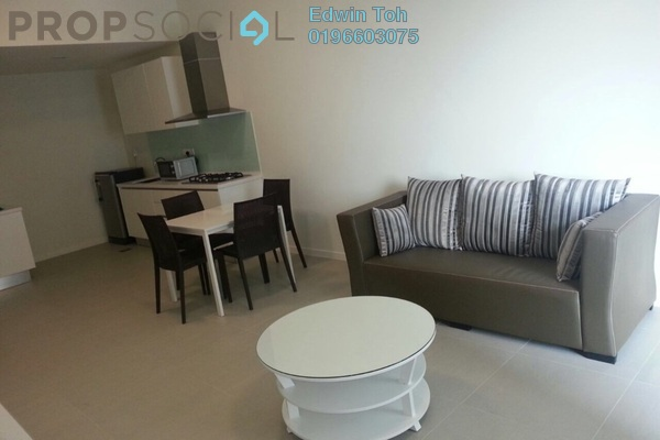For Rent Condominium at Jaya One, Petaling Jaya Leasehold Fully Furnished 1R/1B 2.8k